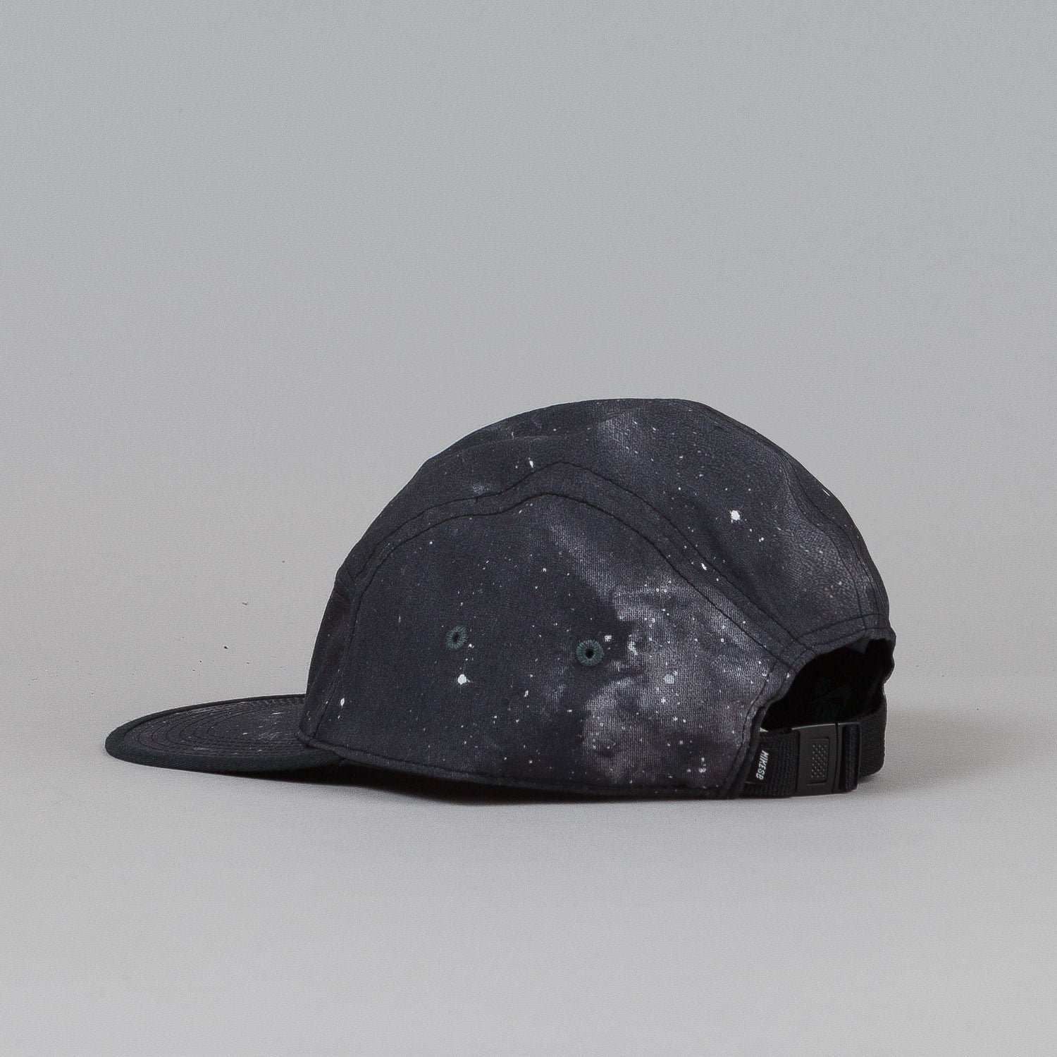 Nike SB Galaxy 5 Panel Cap - Black / Black