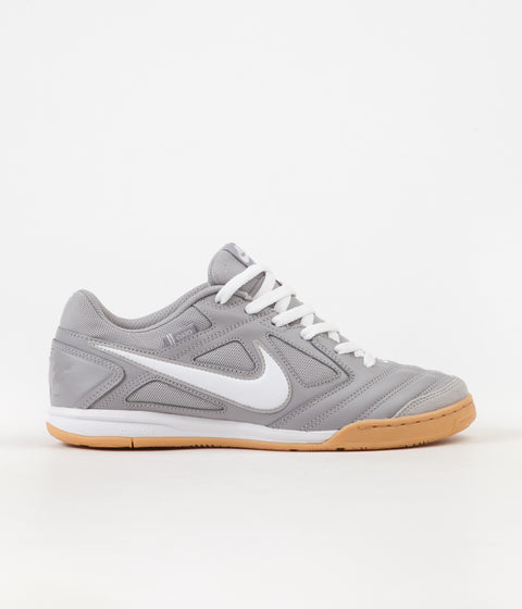 Nike SB Gato Shoes - Atmosphere Grey / White - Atmosphere Grey
