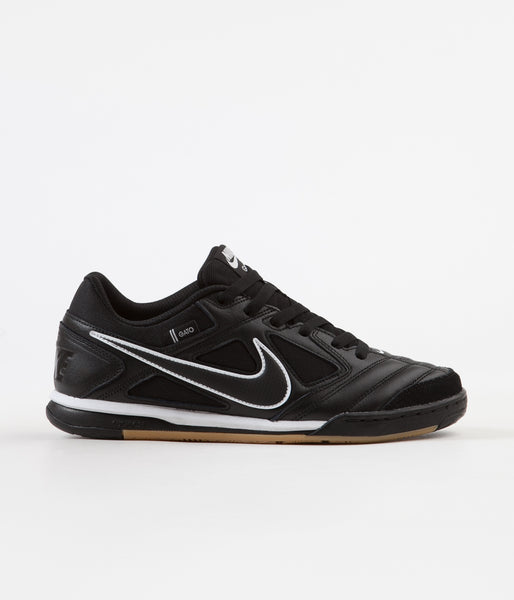 f189ab6aa7 Nike SB Gato Shoes - Black   Black - White - Gum Light Brown