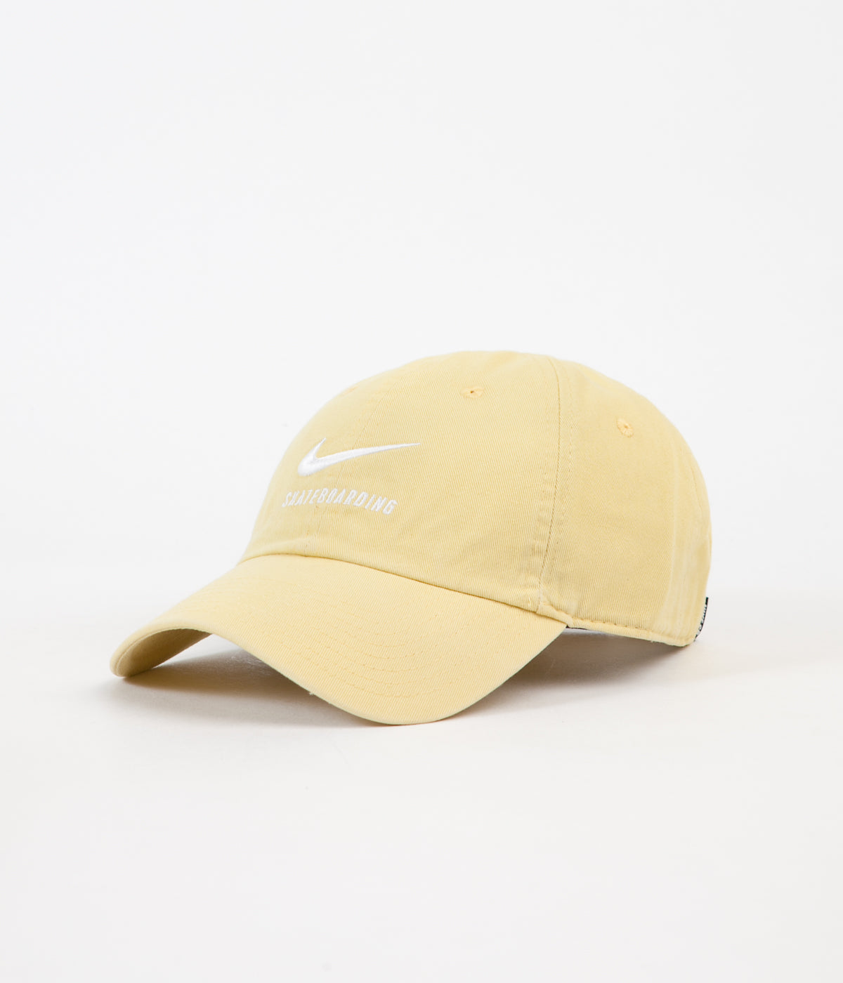Nike SB H86 Cap - Lemon Wash / White