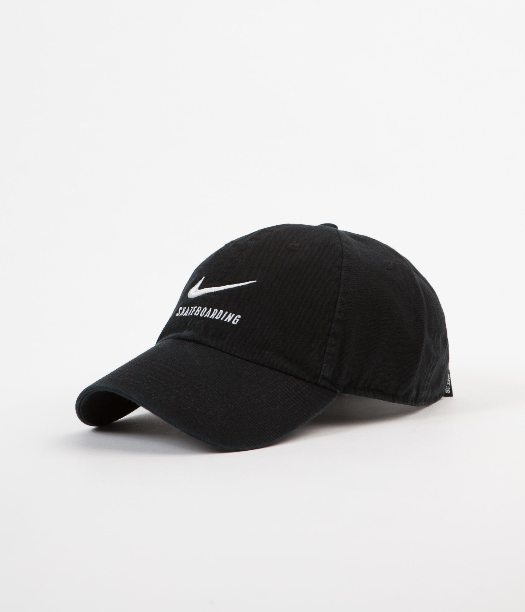 Nike SB H86 Cap - Black / White