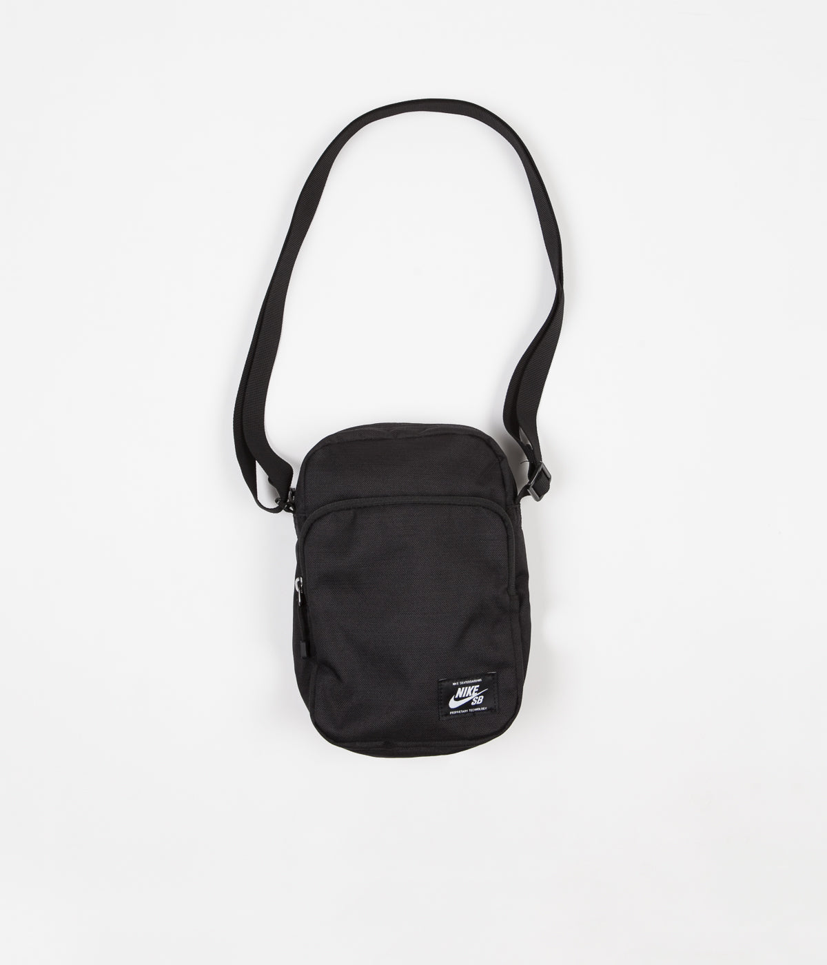 Nike SB Heritage Bag - Black / Black / White