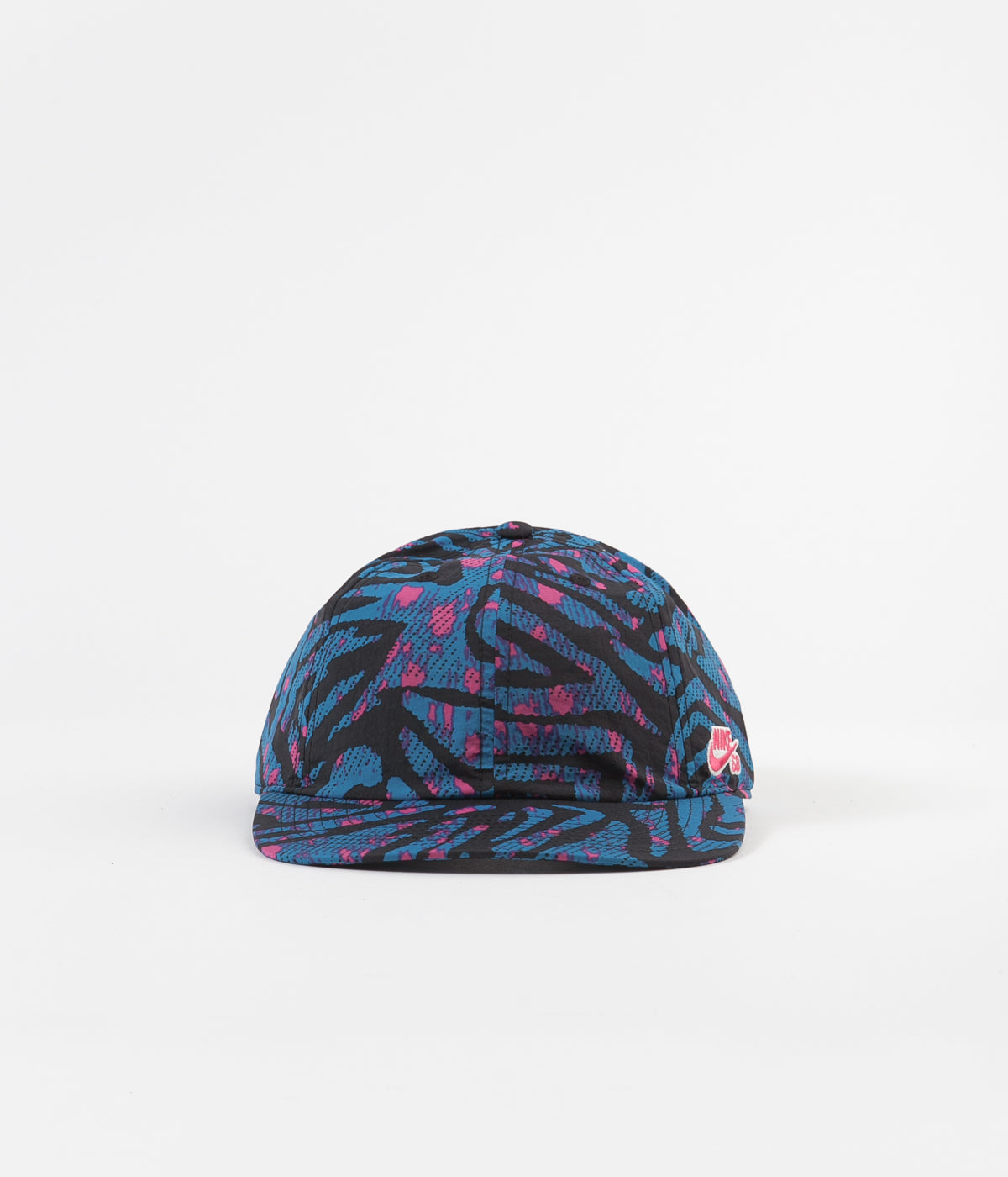 Nike SB Heritage86 All Over Print Cap - Laser Blue / Watermelon