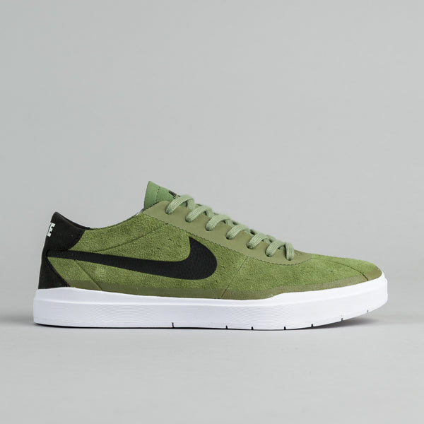 Nike SB Bruin Hyperfeel Shoes - Palm Green / Black - White - Black