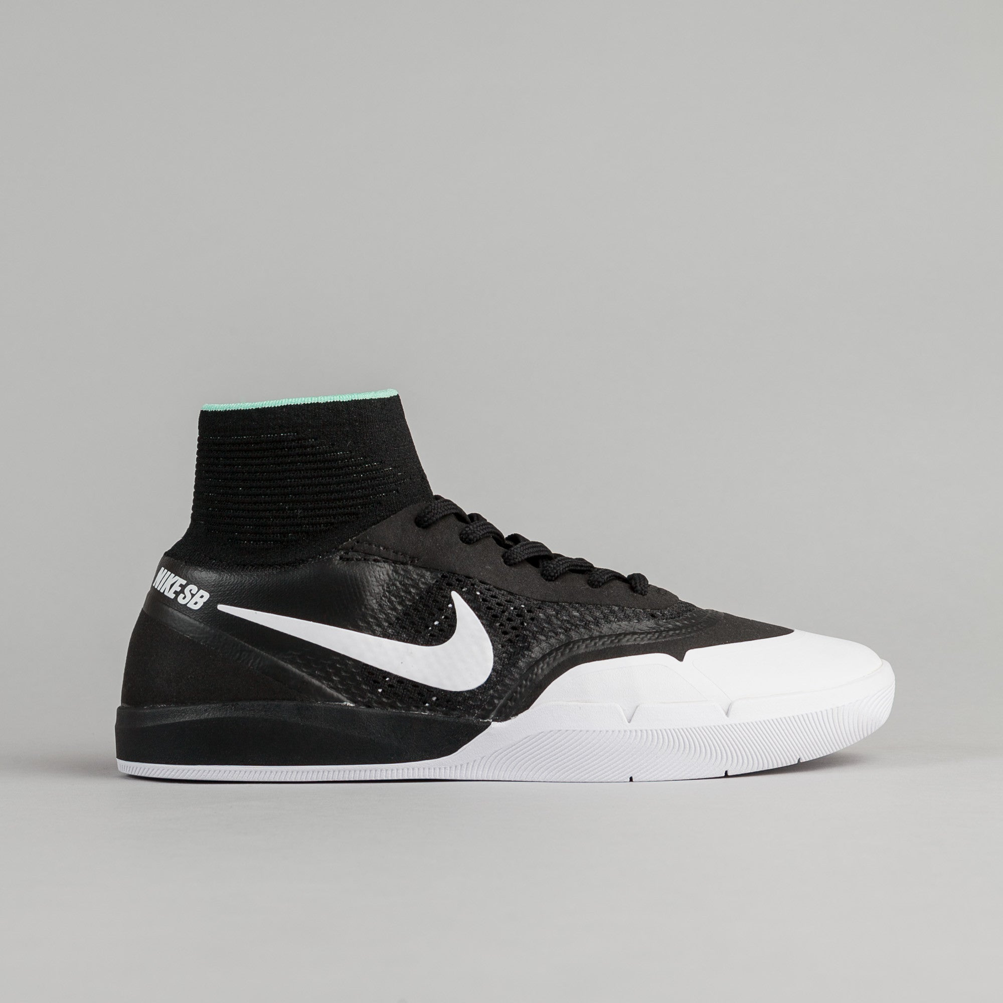 represa arpón Inferior  Nike SB Koston 3 Hyperfeel XT Shoes - Black / White | Flatspot