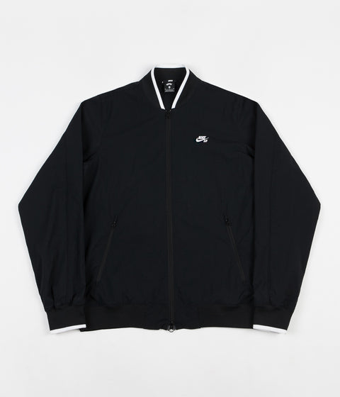 Nike SB Icon Bomber Jacket - Black