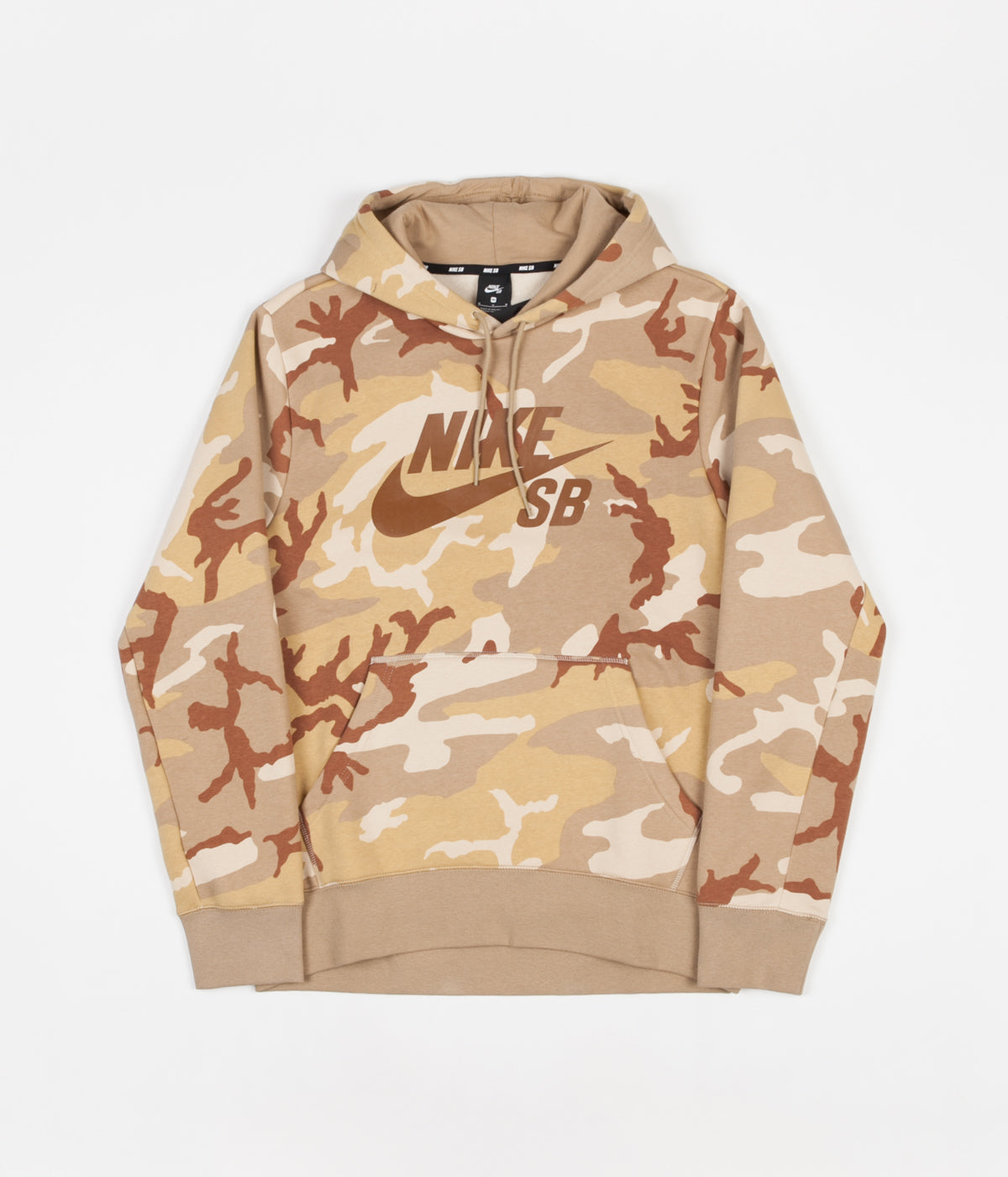 nice cheap huge discount nice cheap Nike SB Icon Camo Hoodie - Desert Ore / Parachute Beige / Ale Brown