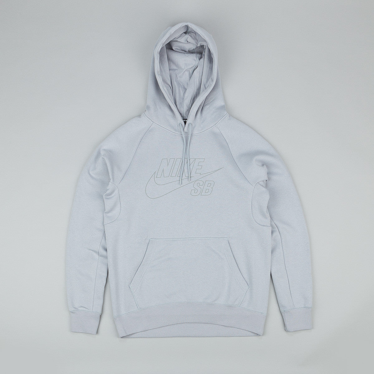 Nike SB Icon Reflective Hooded Sweatshirt