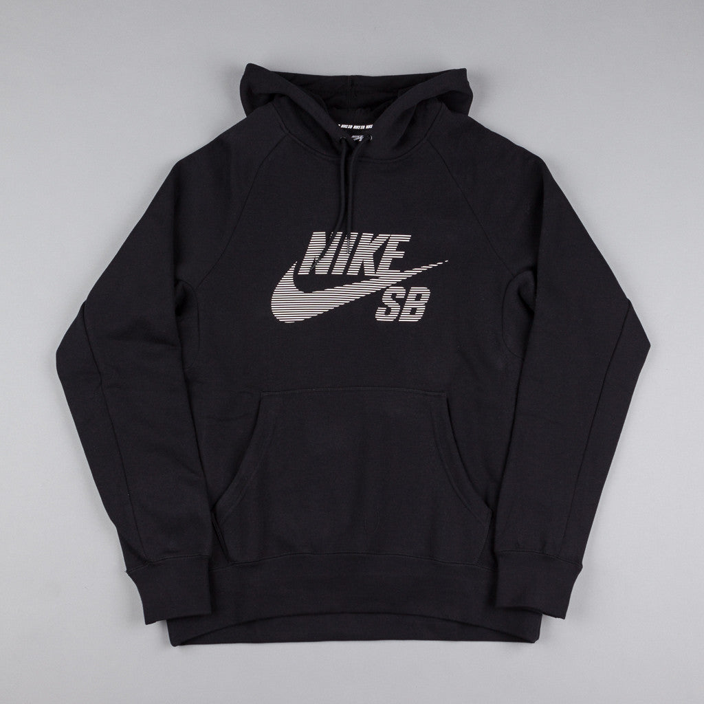 Nike SB Icon Stripe Hooded Sweatshirt