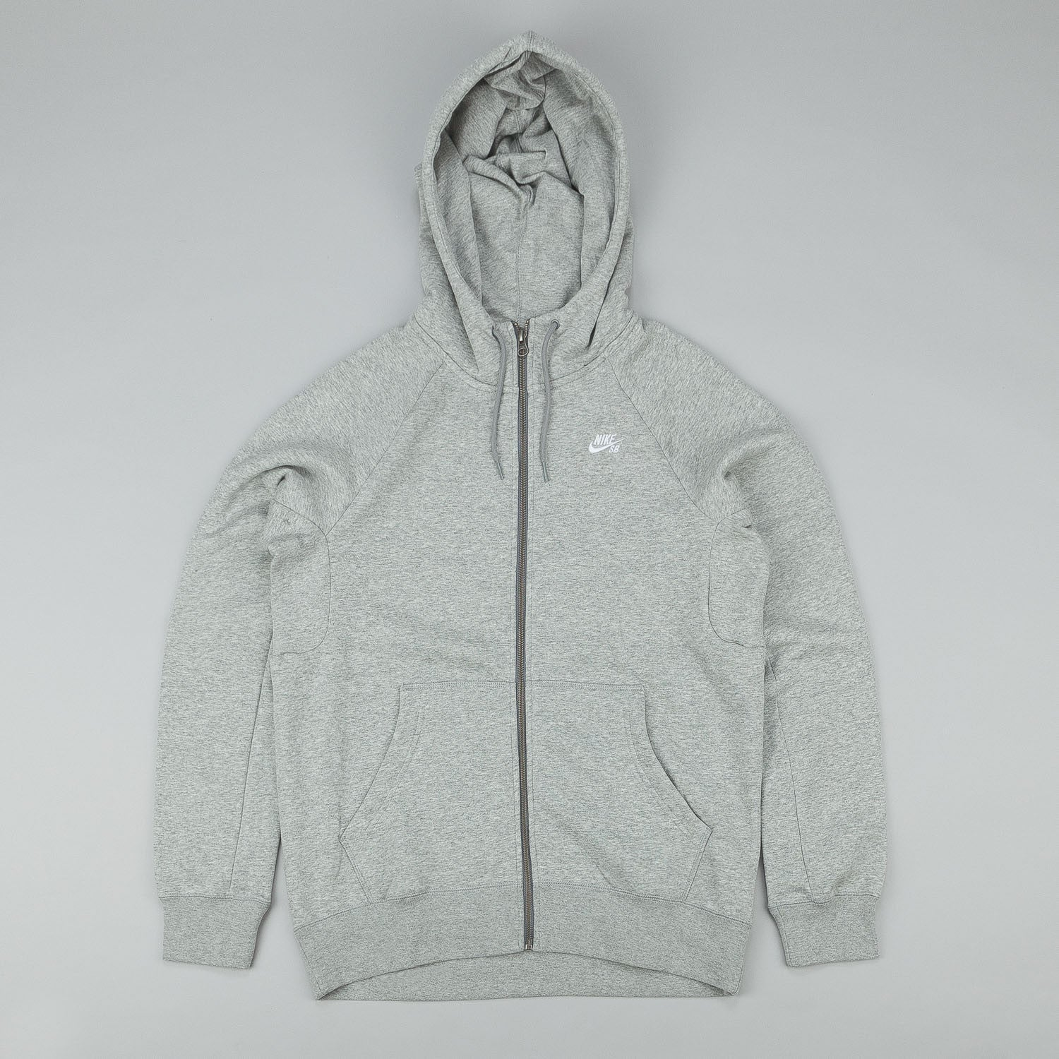 NIke SB Icon Zipped Hooded Sweatshirt