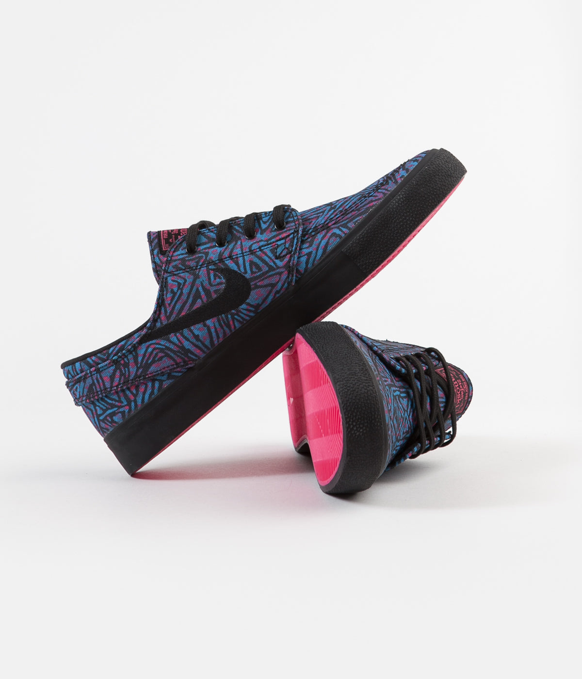 étnico Plausible Ritual  Nike SB Janoski Canvas Remastered Premium Shoes - Watermelon / Black - |  Flatspot