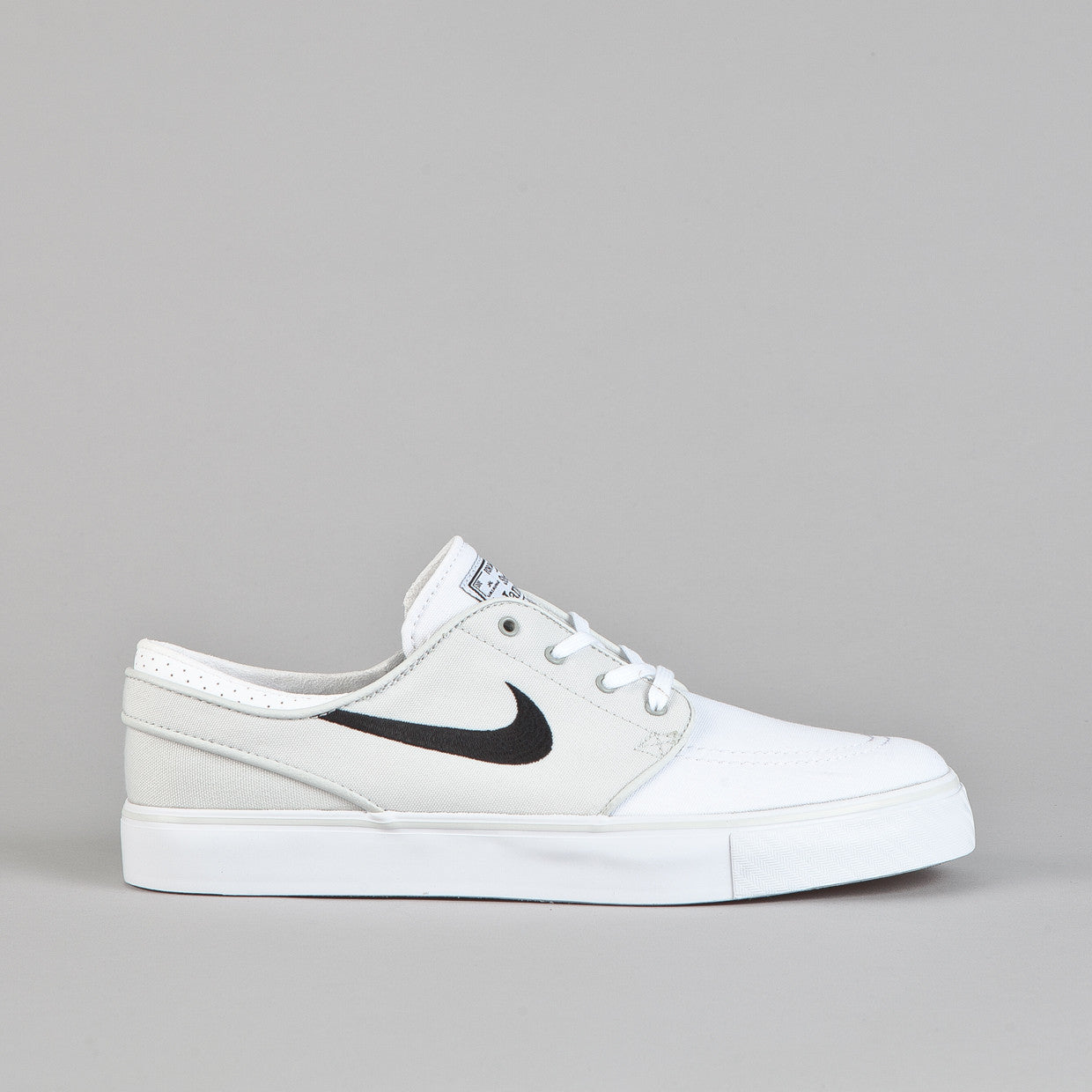Nike SB Stefan Janoski CNVS Light Base Grey / Black