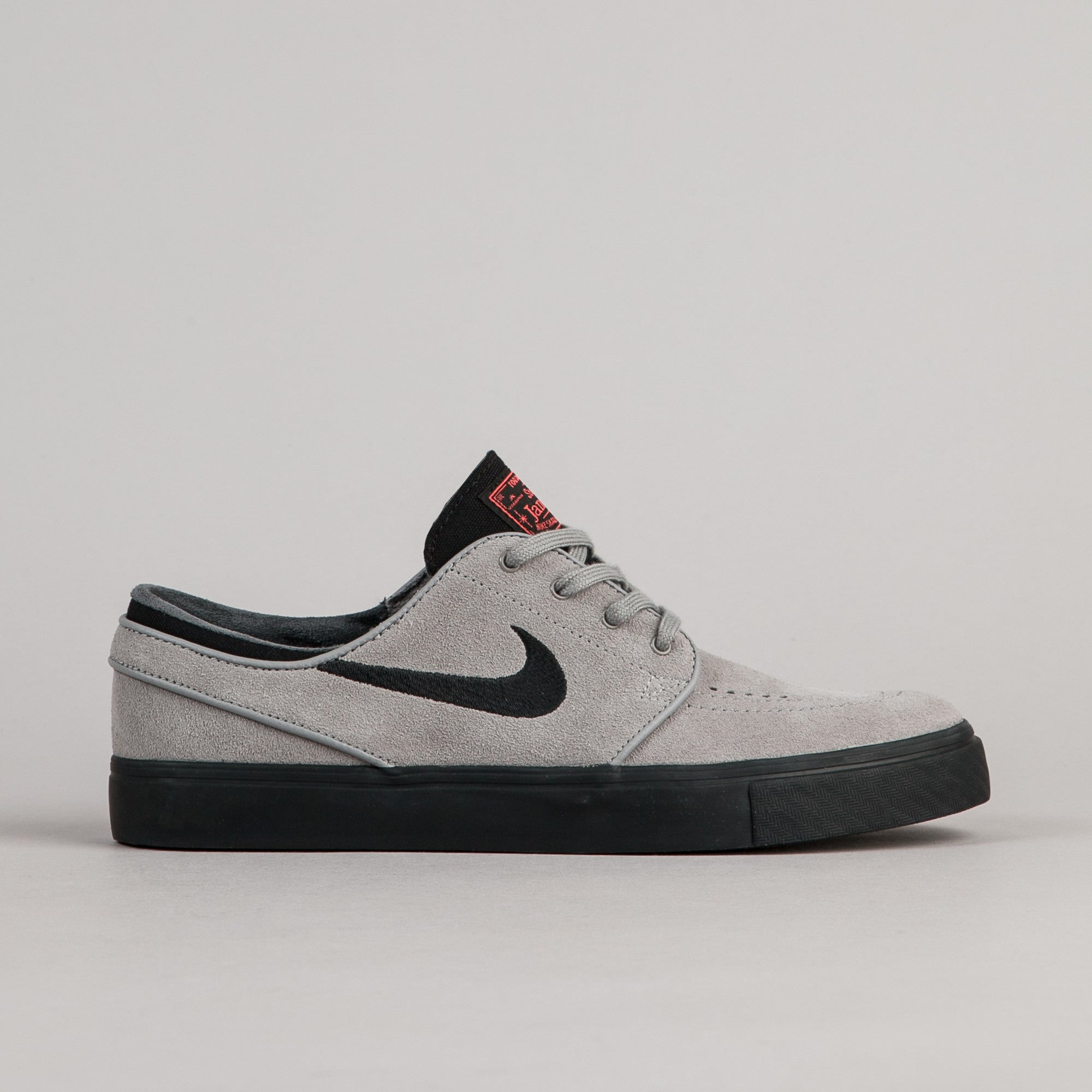 Nike SB Stefan Janoski Shoes - Dust / Black - Ember Glow - White