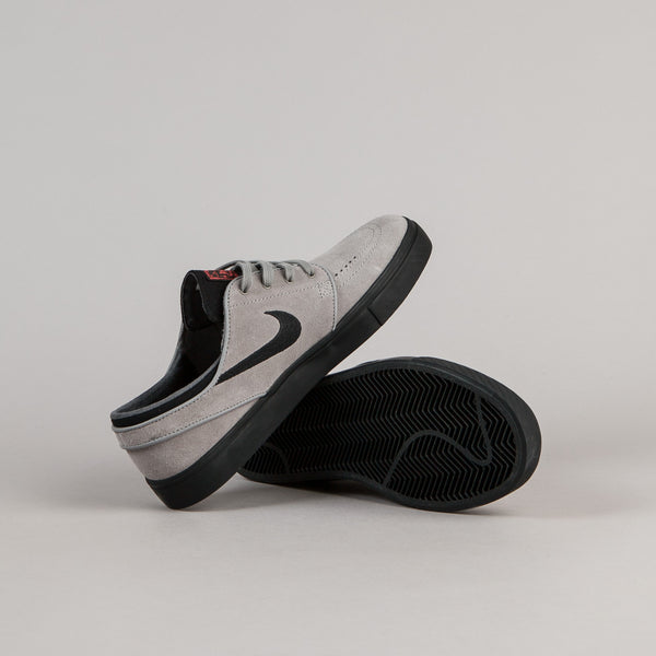 Nike Sb Stefan Janoski Shoes Dust Black Ember Glow White