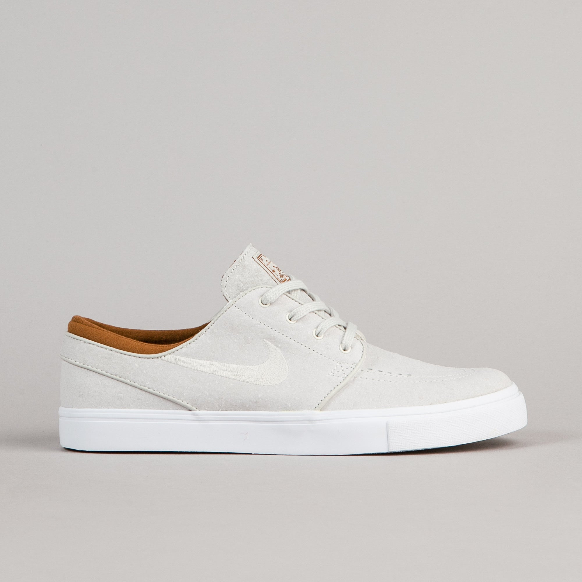 a522f97f359a ... promo code for nike sb stefan janoski leather shoes ivory light bone  hazelnut 780c4 82d81