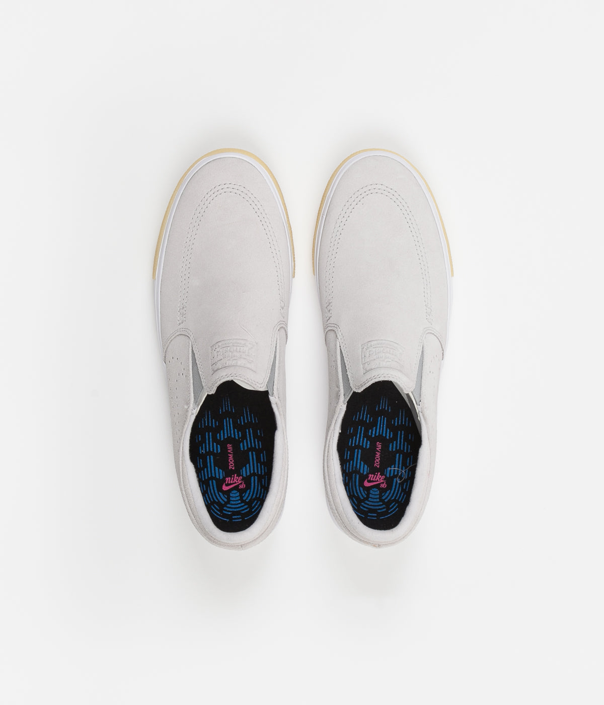 innovative design 44abf 2a0f2 Nike SB Janoski Slip On Remastered Shoes - White / White ...