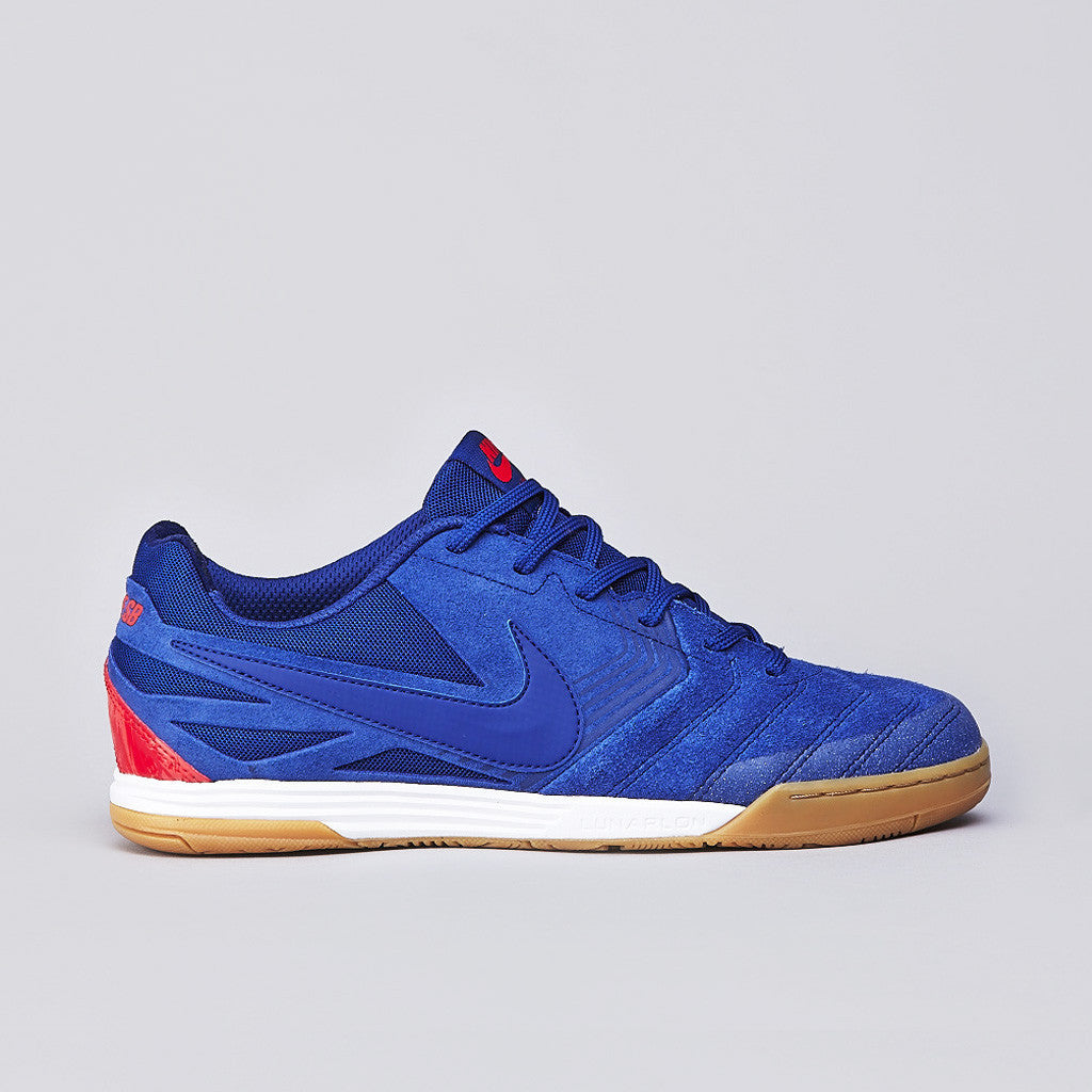 Nike SB Lunar Gato WC Deep Royal Blue / Light Crimson