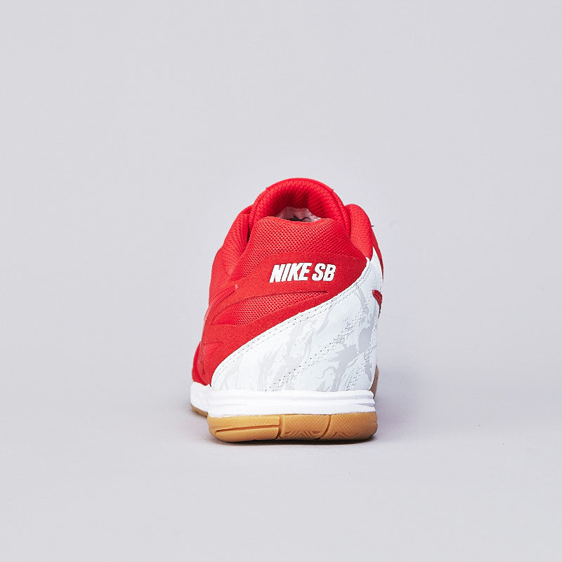 Nike SB Lunar Gato WC Light Crimson / White - Gum