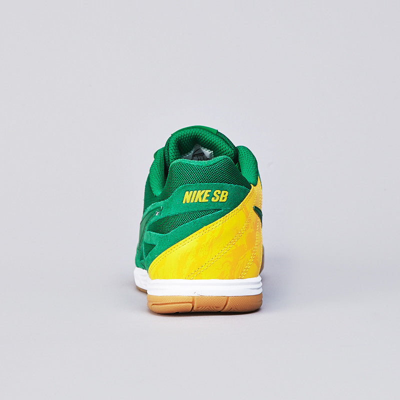 Nike SB Lunar Gato WC Pine Green / Varsity Maize