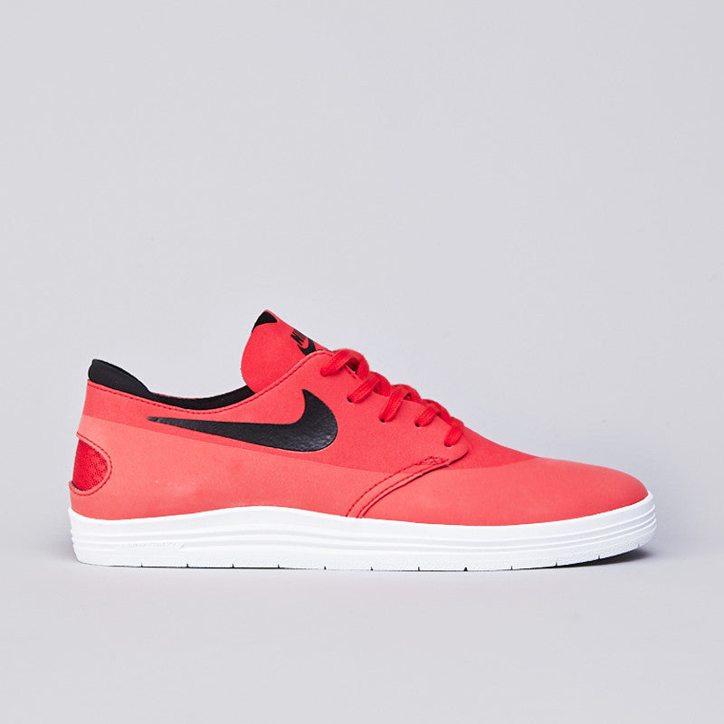 Nike SB Lunar Oneshot Light Crimson / Black