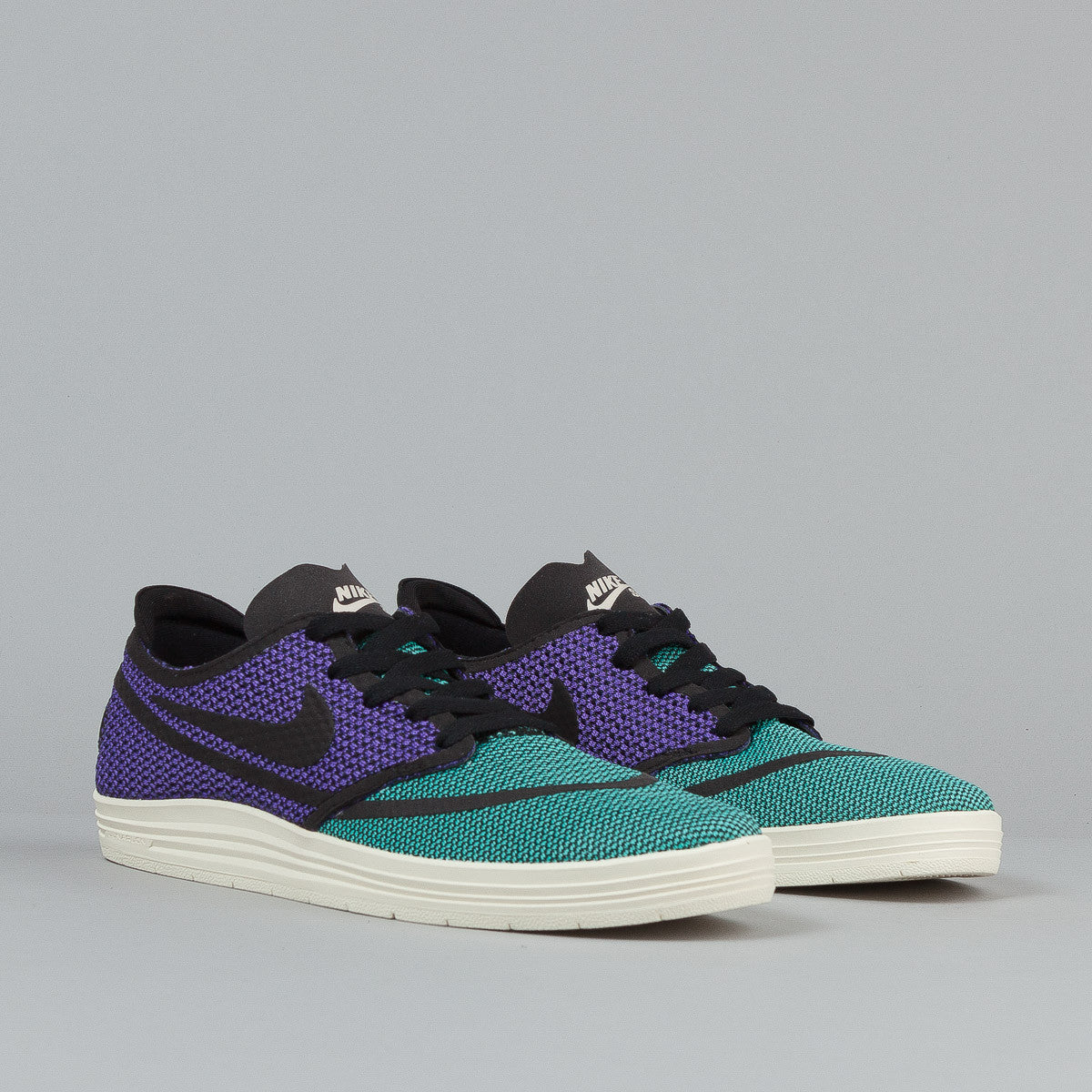Nike SB Lunar Oneshot R/R Crystal Mint / Black - Hyper Grape