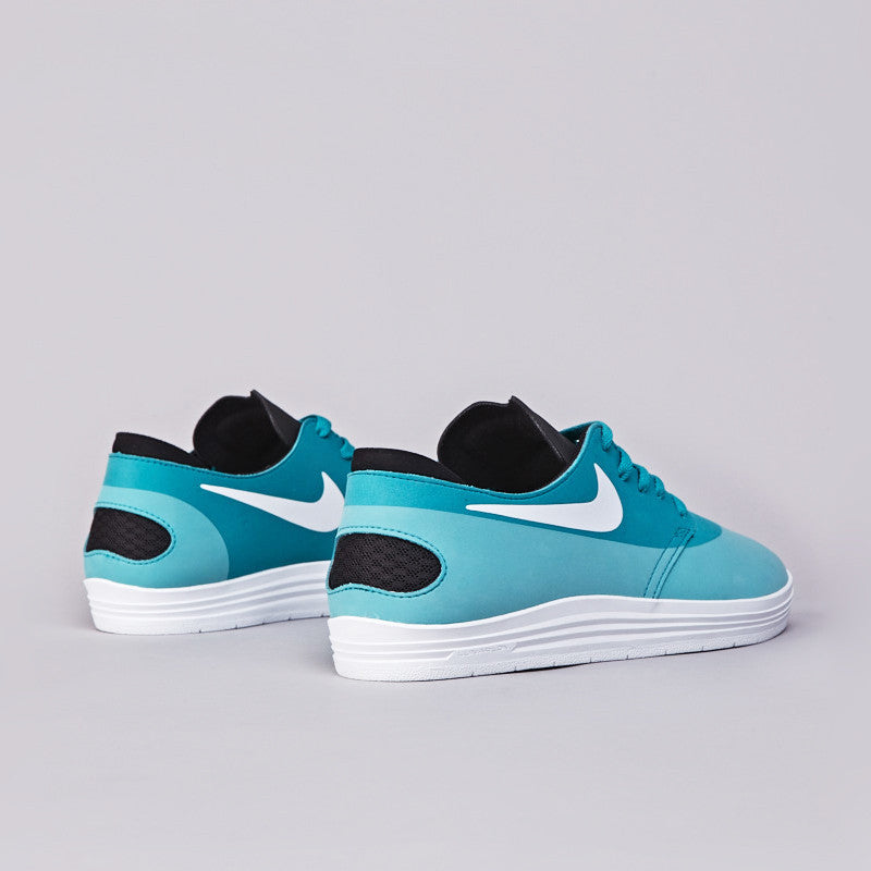 Nike SB Lunar Oneshot  Turbo Green / White - Black