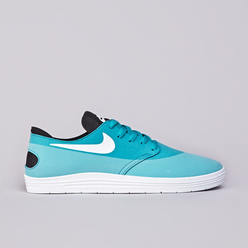 Nike SB Lunar Oneshot  Turbo Green / White