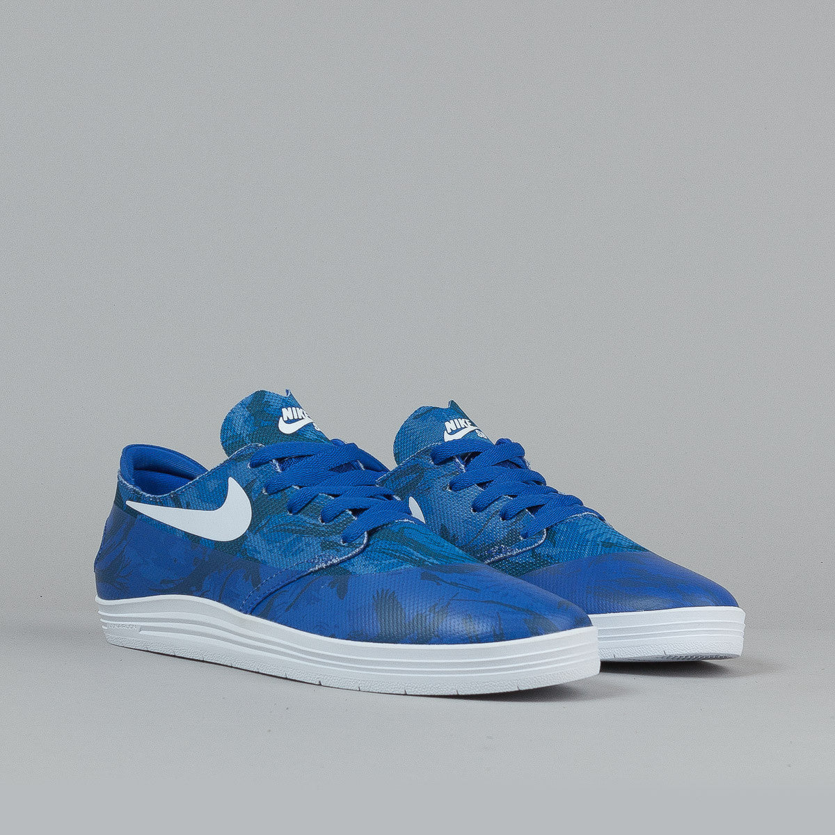 Nike SB Lunar Oneshot WC Game Royal / White