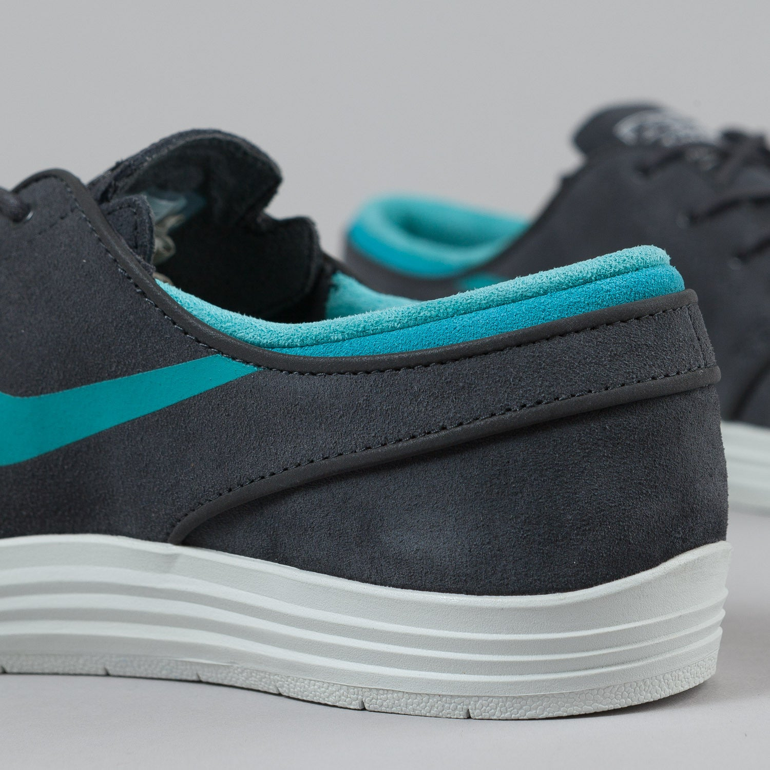 Nike SB Lunar Stefan Janoski Anthracite/Dusty Cactus - Summit White