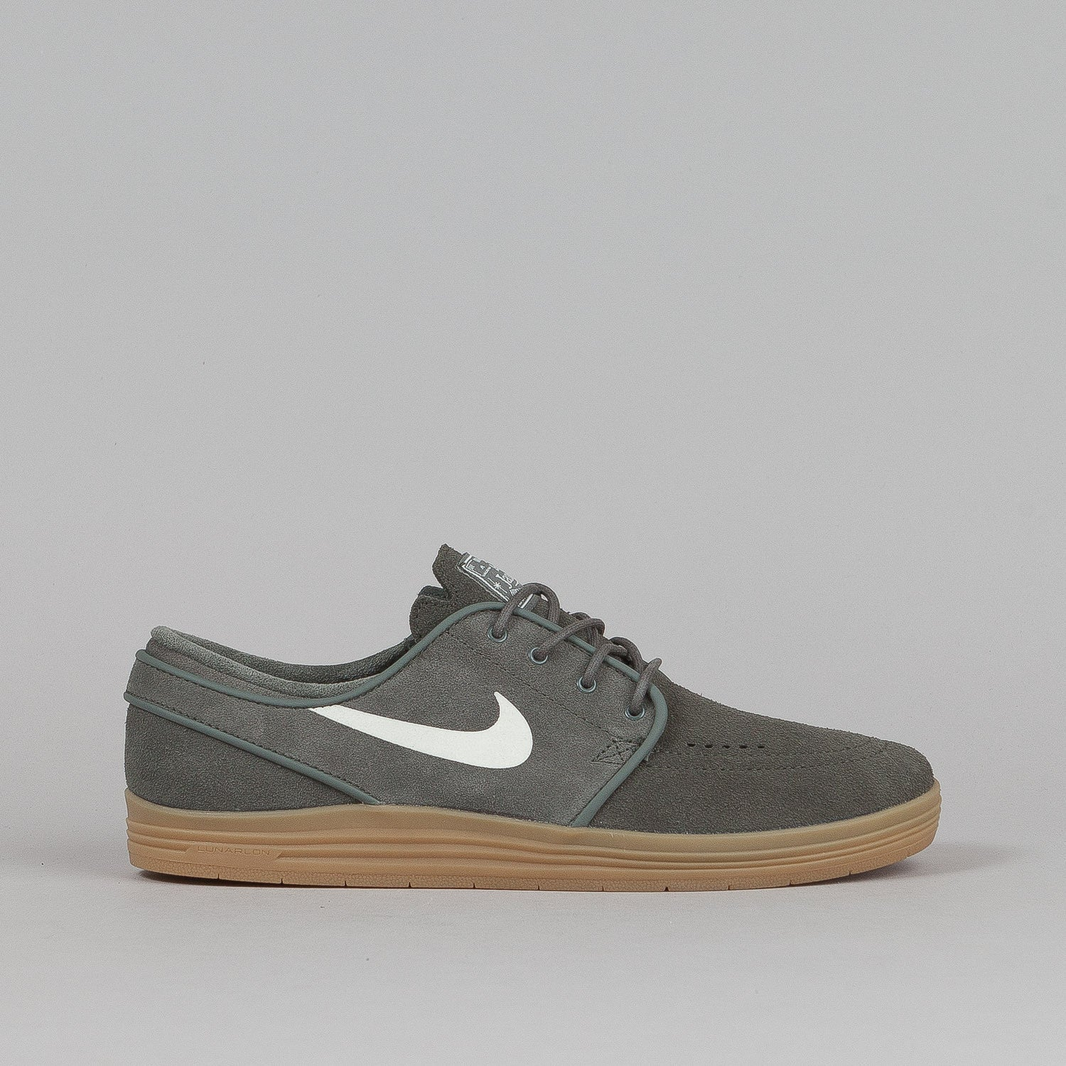 Nike SB Lunar Stefan Janoski Shoes River Rock / Sail