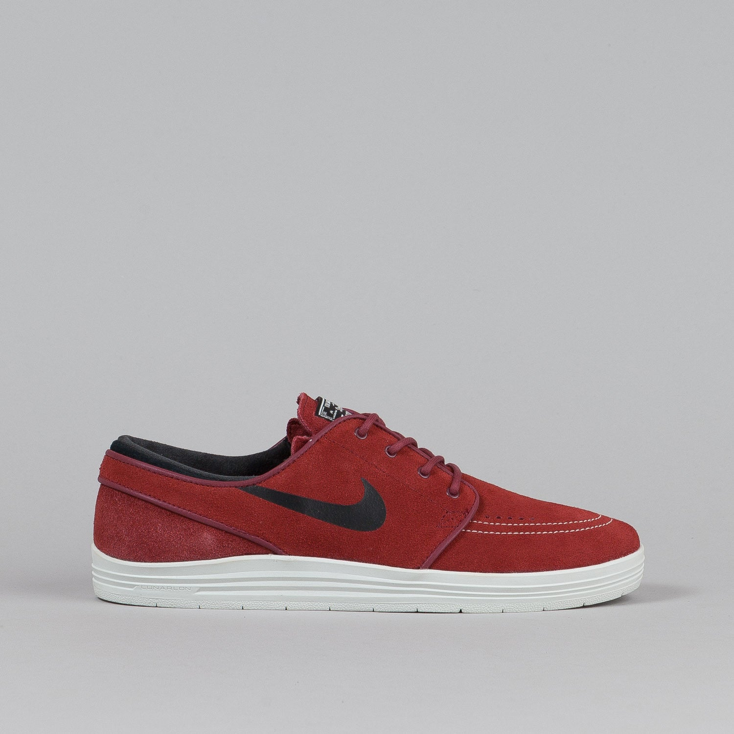 Nike SB Lunar Stefan Janoski Team Red/Black