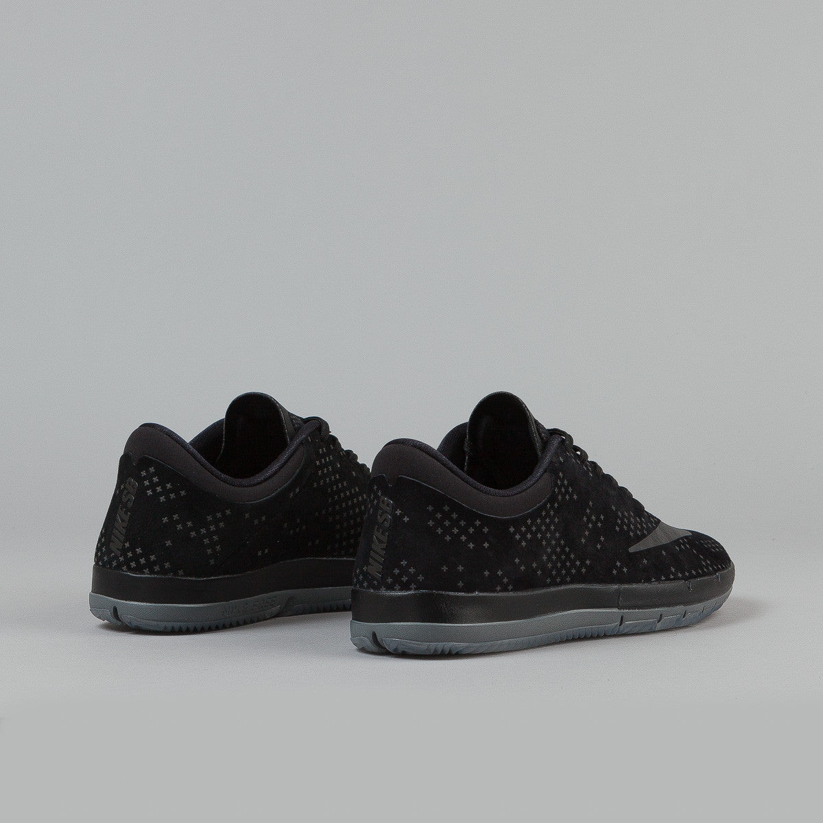 Nike SB Nike SB Free Premium Flash - Black / Black - Clear
