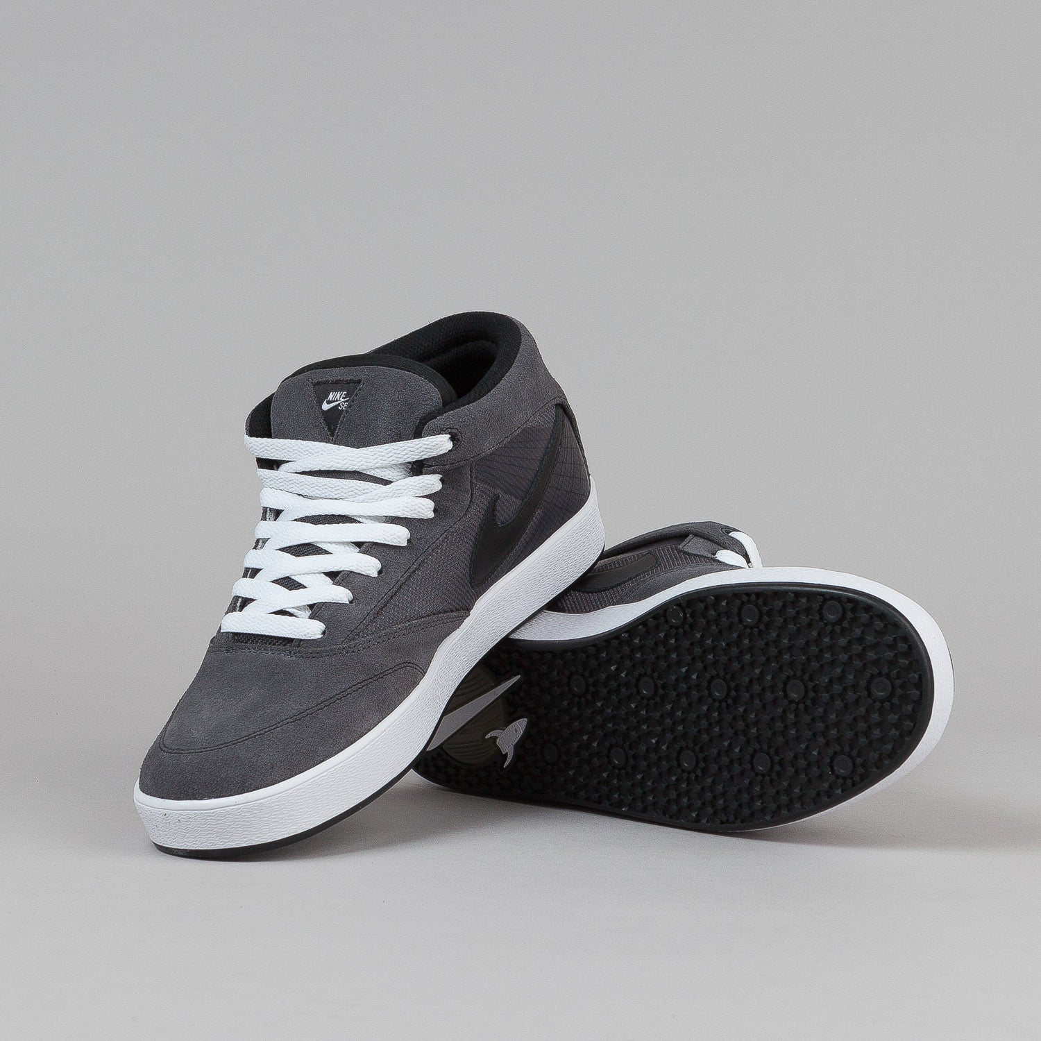 Nike SB Omar Salazar Shoes - Anthracite / Black