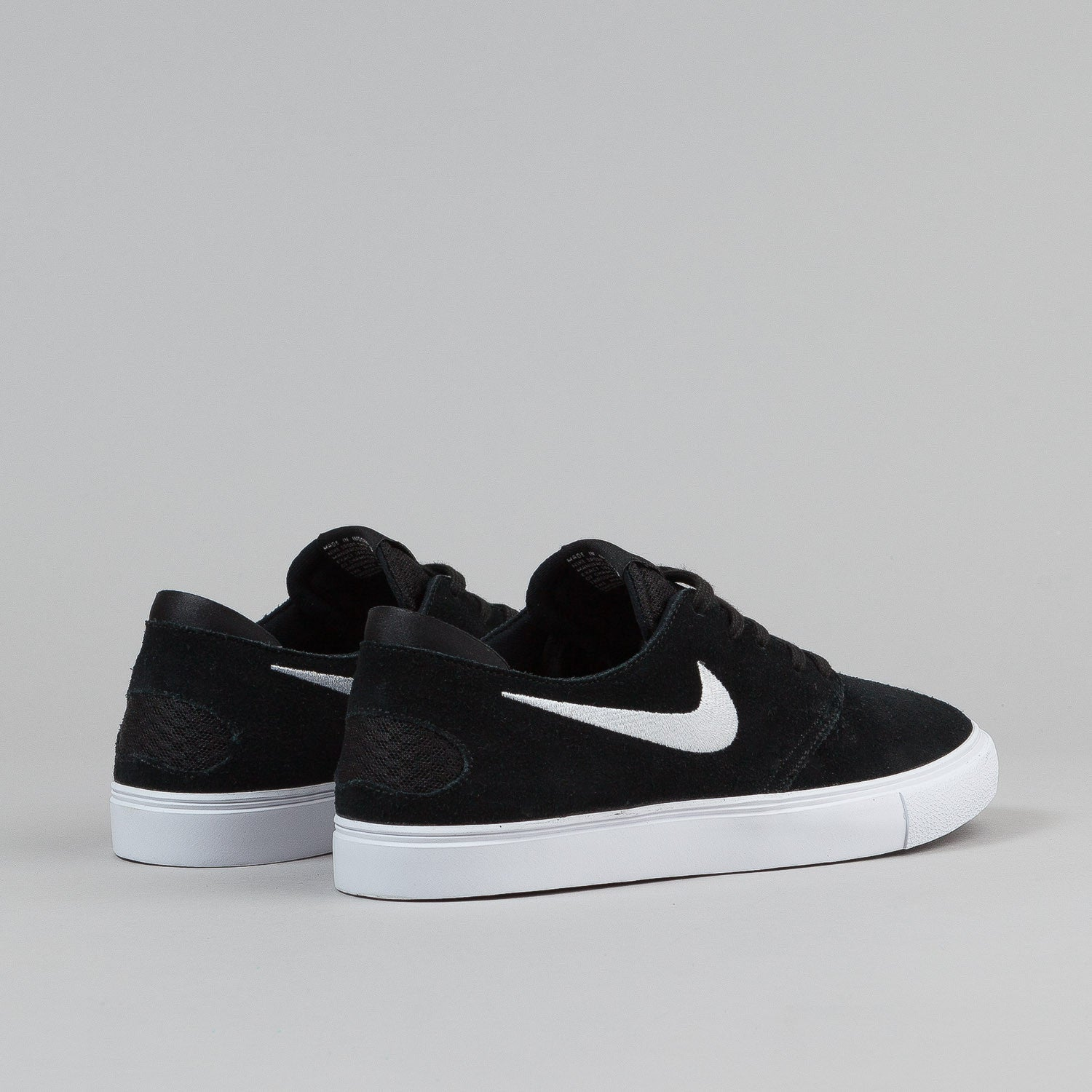 Nike SB Oneshot Shoes - Black - White