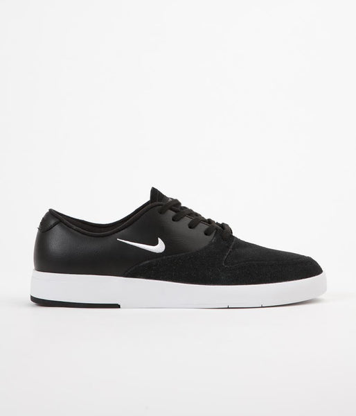 Nike SB P-Rod X Shoes - Black / White