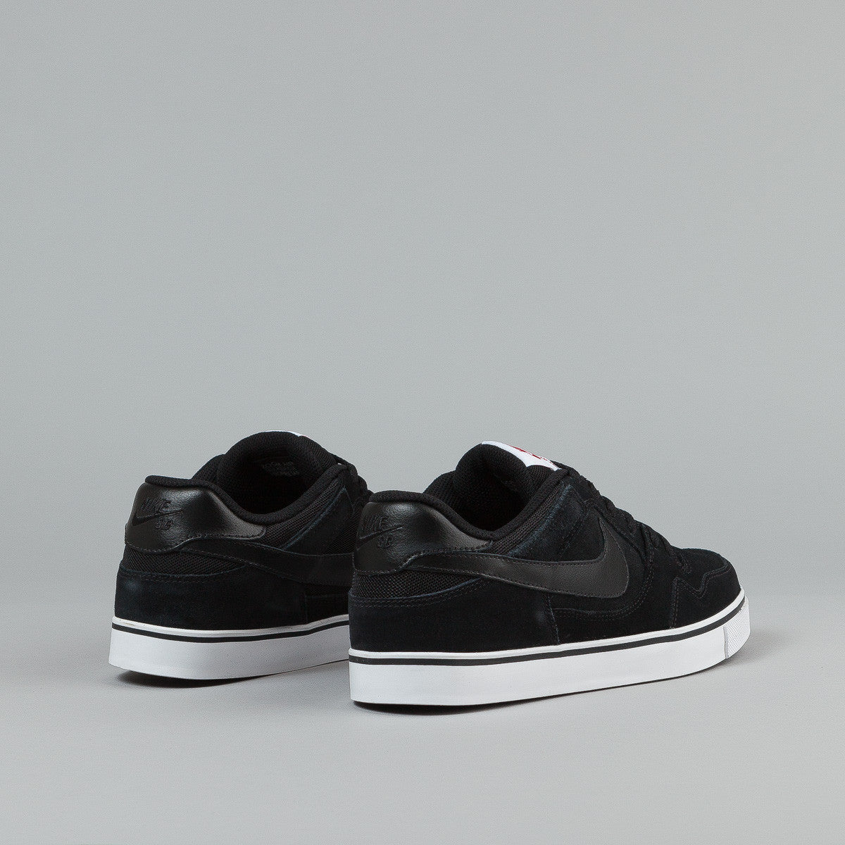 Nike SB Paul Rodriguez 2.5 Shoes - Black / Black