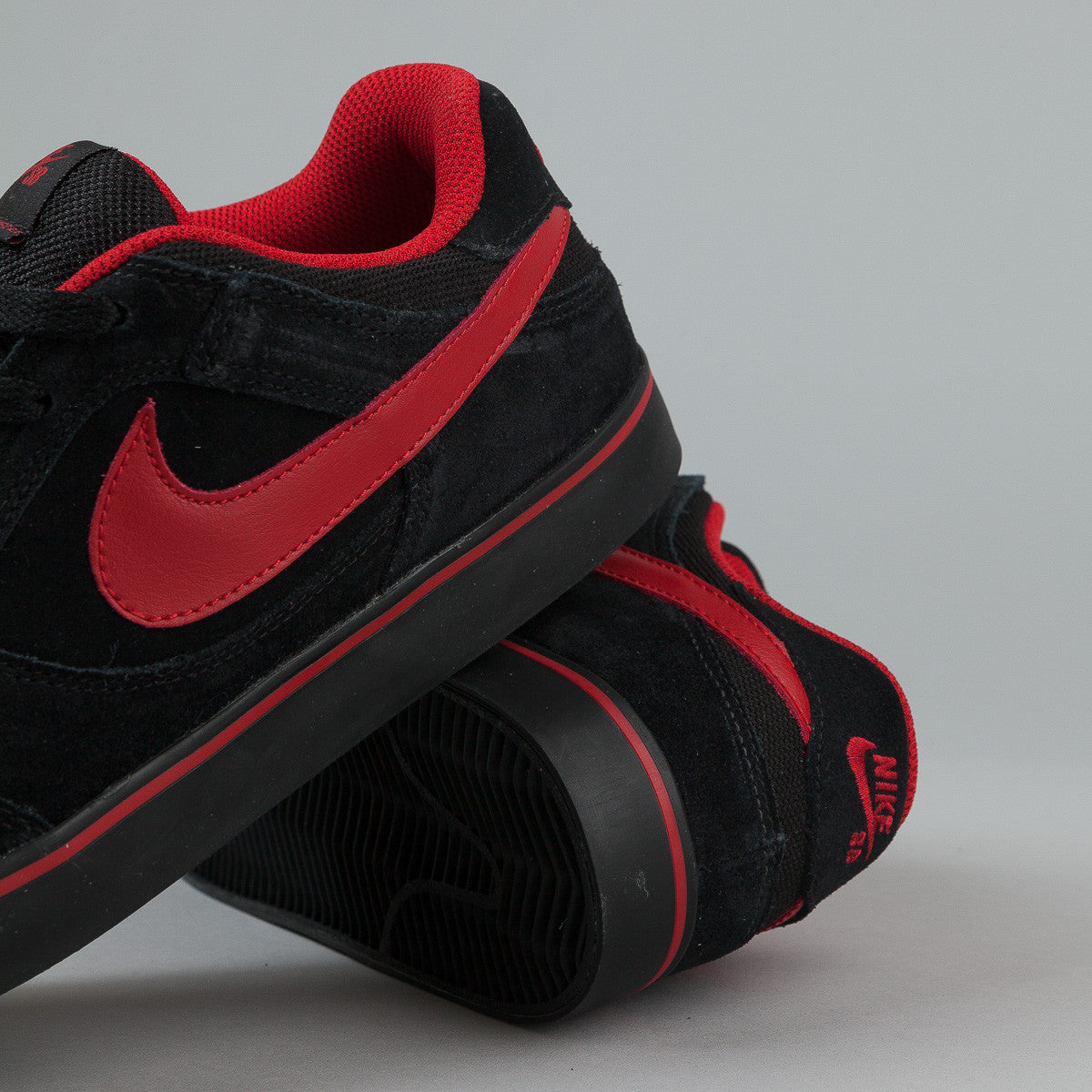 Nike SB Paul Rodriguez 2.5 Shoes - Black / Varsity Red