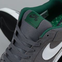 Nike SB Paul Rodriguez 2.5 Shoes - Dark Grey / White