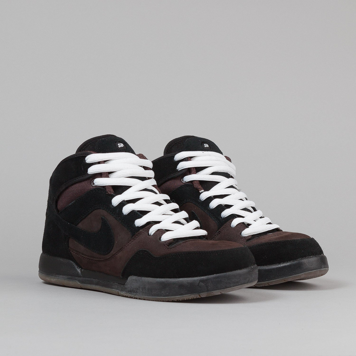 Nike SB Paul Rodriguez 2 High Shoes - Cappuccino / Black