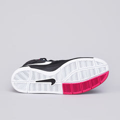 Nike Sb Paul Rodriguez 7 High Black / White - Pink Foil