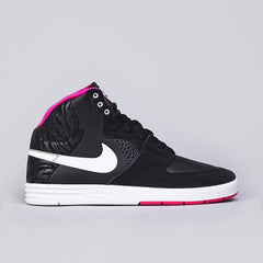 Nike Sb Paul Rodriguez 7 High Black / White