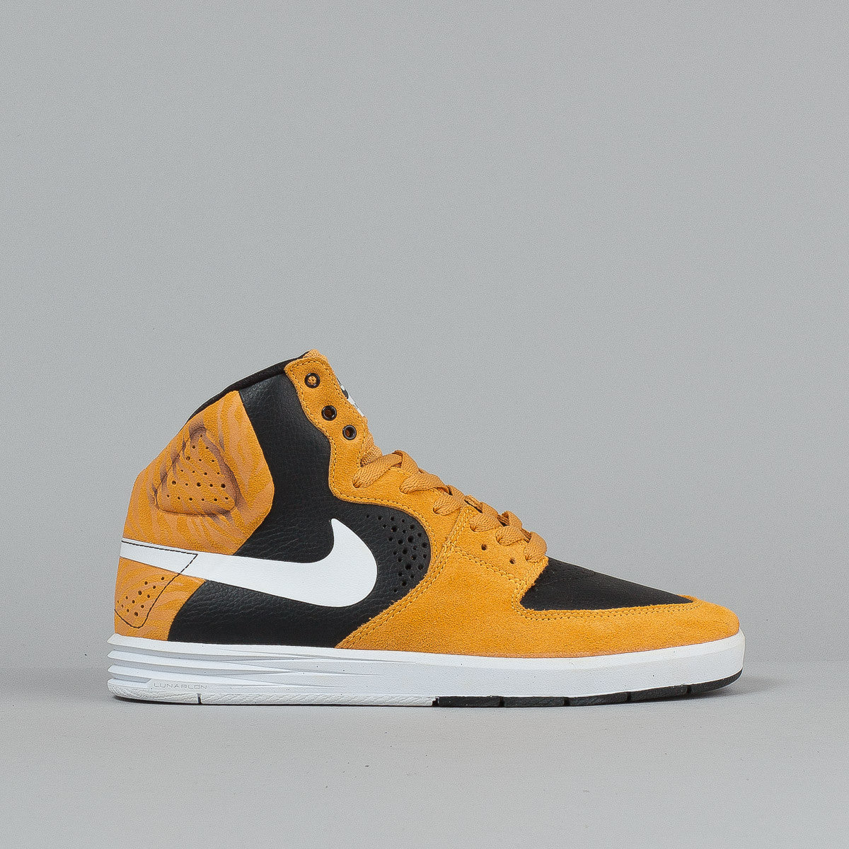 Nike Sb Paul Rodriguez 7 High Laser Orange