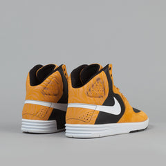 Nike Sb Paul Rodriguez 7 High Laser Orange - White - Black