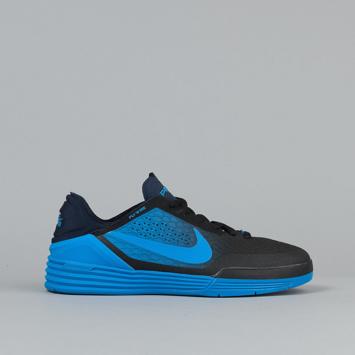Nike SB Paul Rodriguez 8 Black / Photo Blue