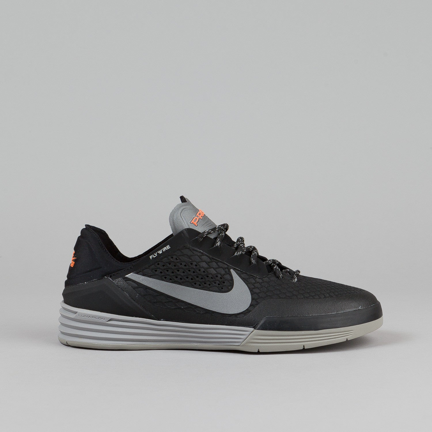 Nike SB Paul Rodriguez 8 Shield Black / Reflective Silver