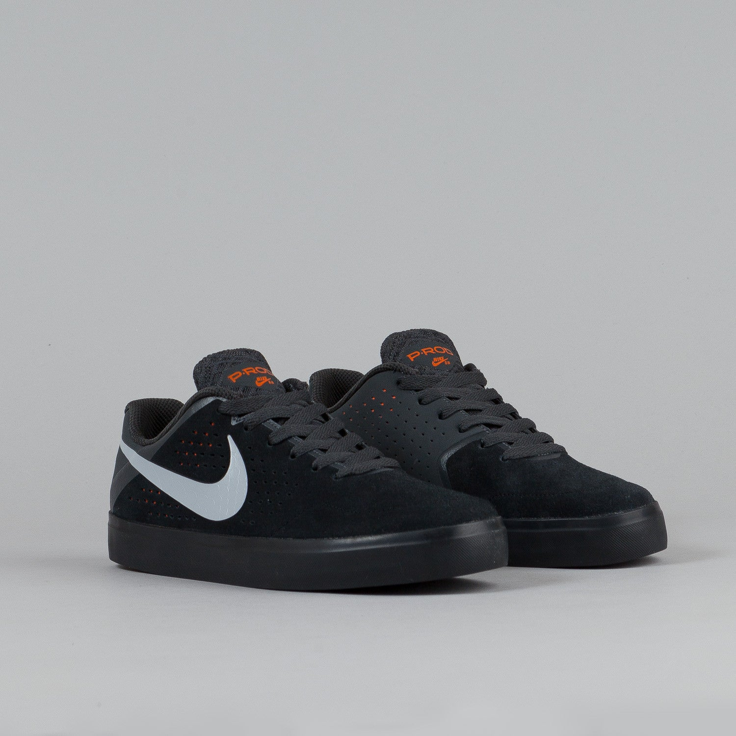 Nike SB Paul Rodriguez CTD LR Black / Wolf Grey - Anthracite