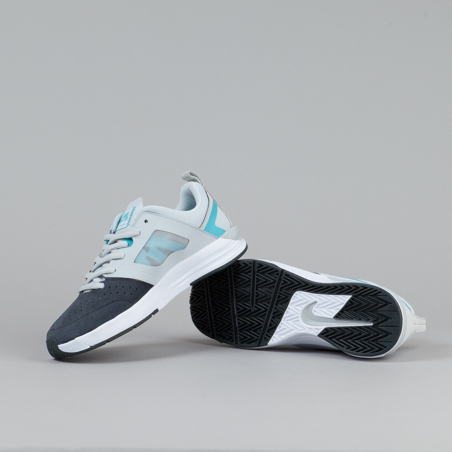 Nike SB Project BA Anthracite/Dusty Cactus - Pure Platinum