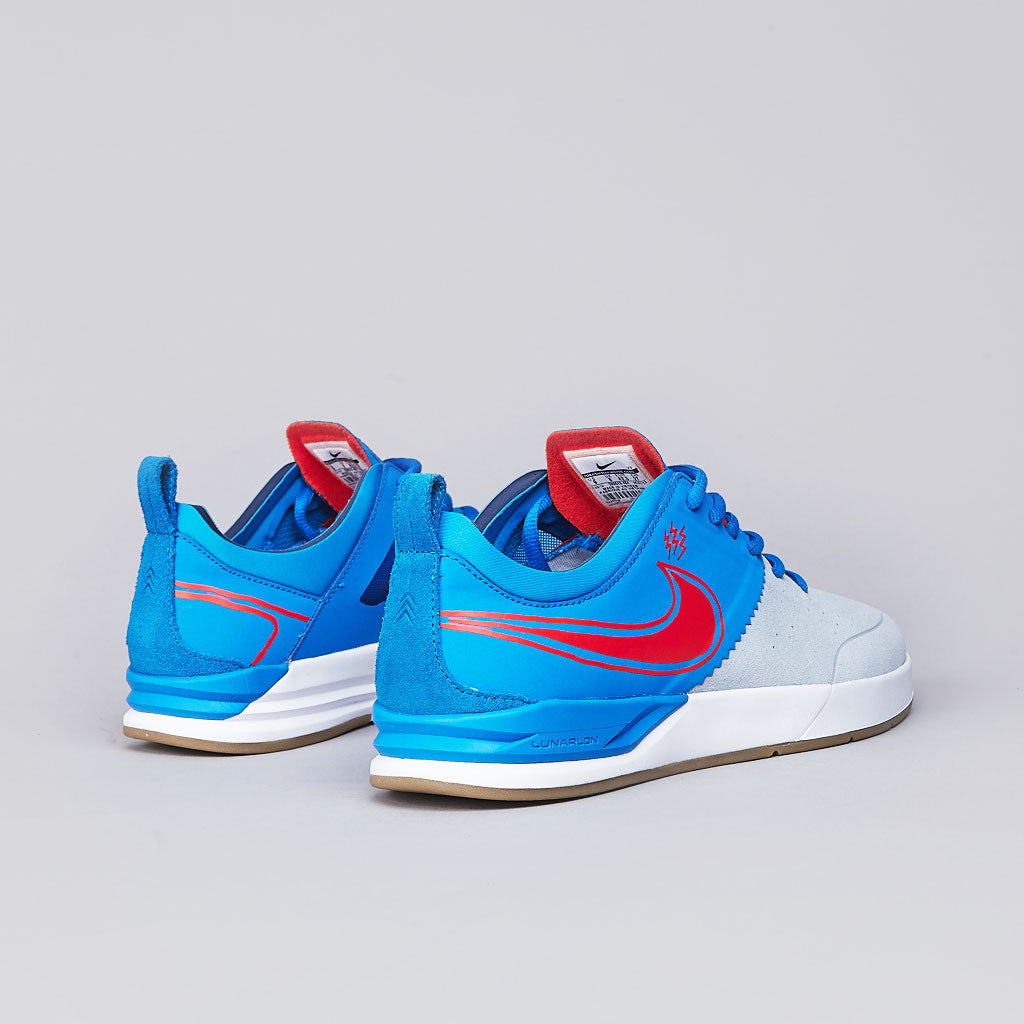 Nike Sb Project BA Premium Photo Blue / Team Orange - Light Armory Blue