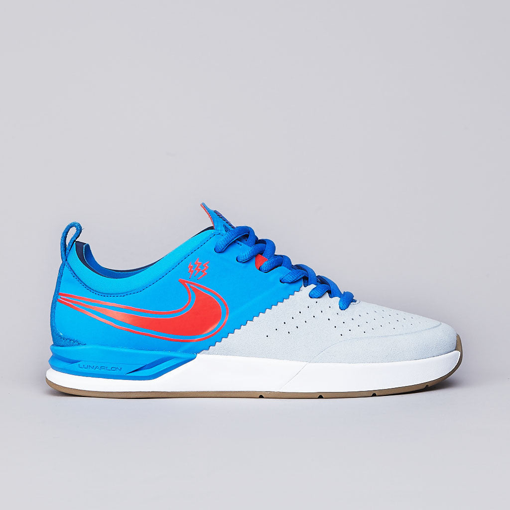 Nike Sb Project BA Premium Photo Blue / Team Orange