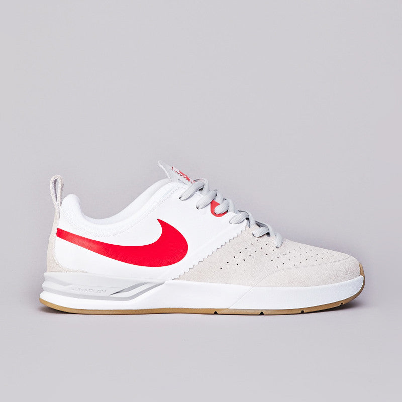 Nike Sb Project BA White / Crimson
